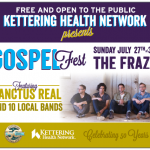 Gospel Fest is July 27