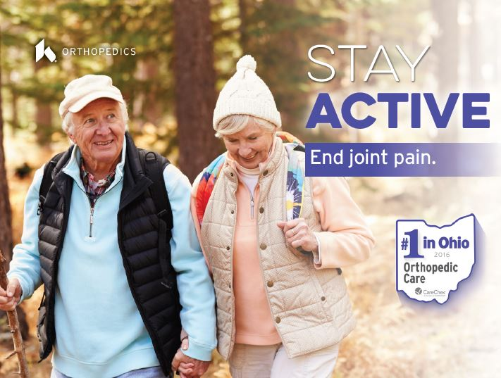 Stay Active: End Joint Pain