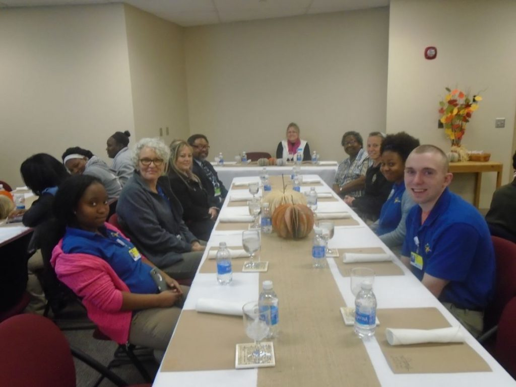 "Grandview ""Thanks For Giving"" Luncheon Review"