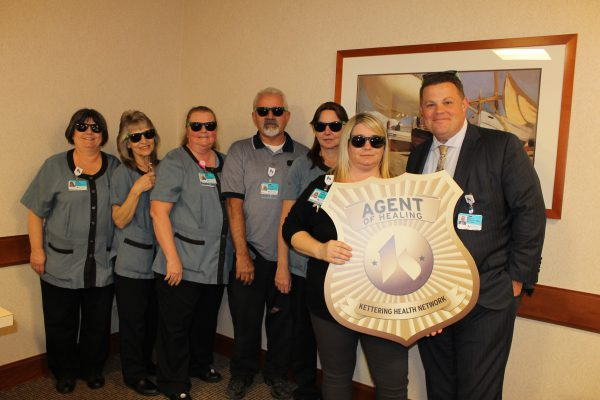 Network Celebrates Agents of Healing
