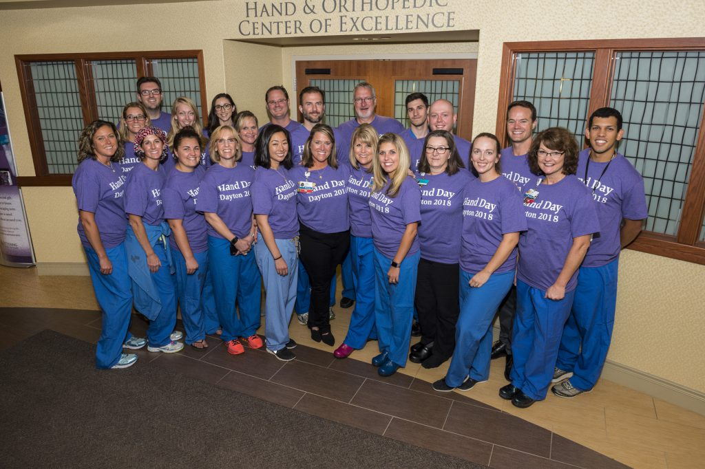 Hand Day Dayton Provides Free Procedures to Patients in the Dayton Area