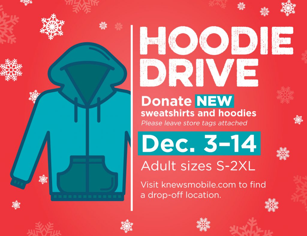 Hoodie Drive: Help Local Students Stay Warm