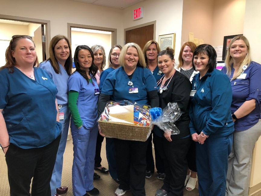 Kirstin Alexander Named Kettering Physician Network's Employee of the Month