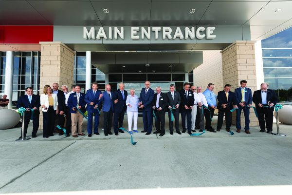 Troy Hospital Celebrates Opening This Summer