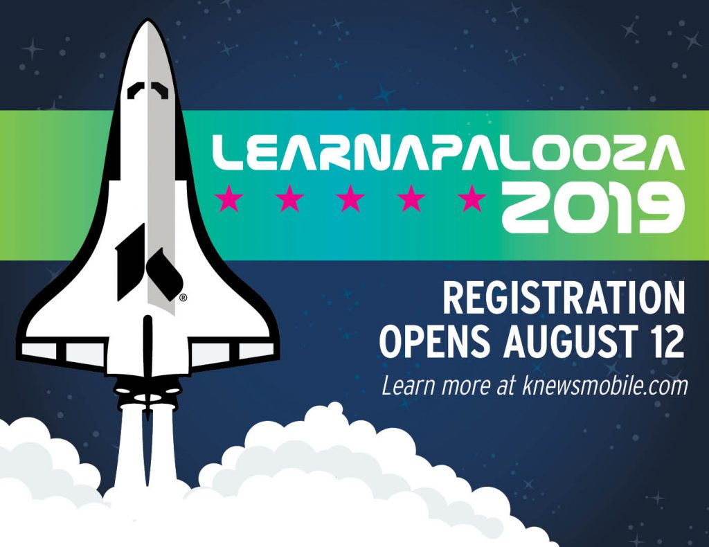 Registration Is Open: Attend Learnapalooza on October 11