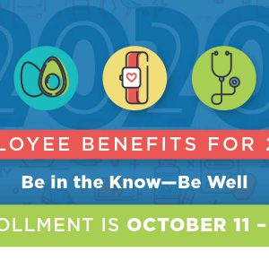 Attend a Benefit Fair to Learn More about Open Enrollment Resources