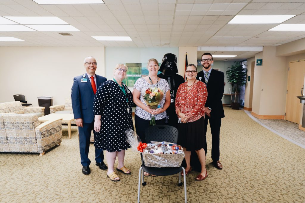Sandra Tuttle Named Kettering College's September Employee of the Month