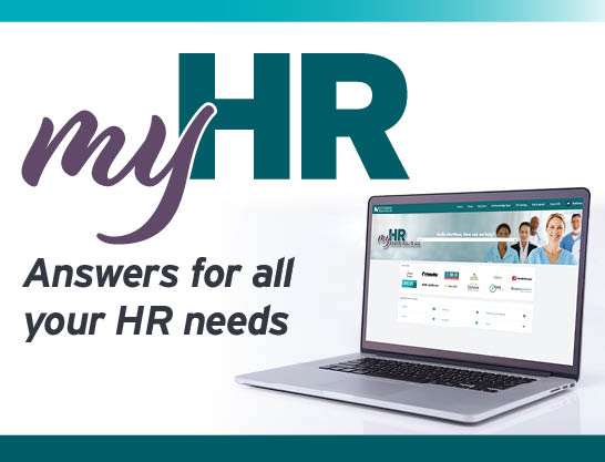 Introducing myHR: Answers for All Your HR Needs