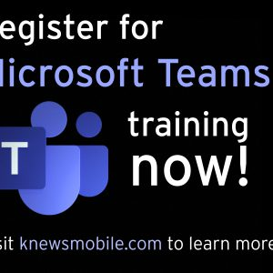Microsoft Teams Training Available