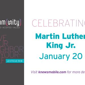 Join Us for the Martin Luther King Jr. Day March