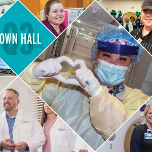Quarter 3 Town Halls: September 23-October 30