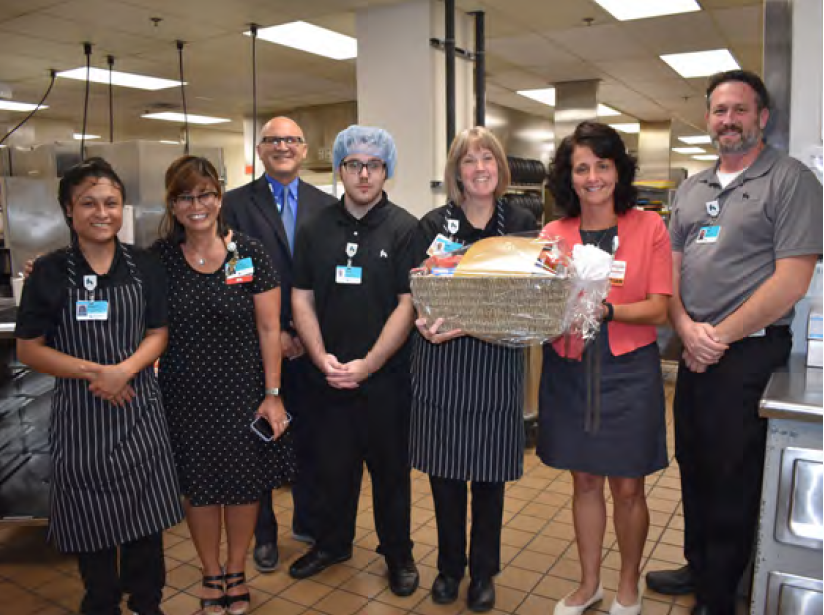 Julie Obercorn Named Fort Hamilton Hospital's June Employee of the Month