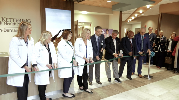 Kettering Health Network Celebrates The New On-Demand Care Clinics