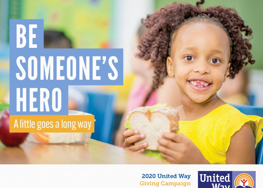 United Way Campaign: Thank You for Your Support
